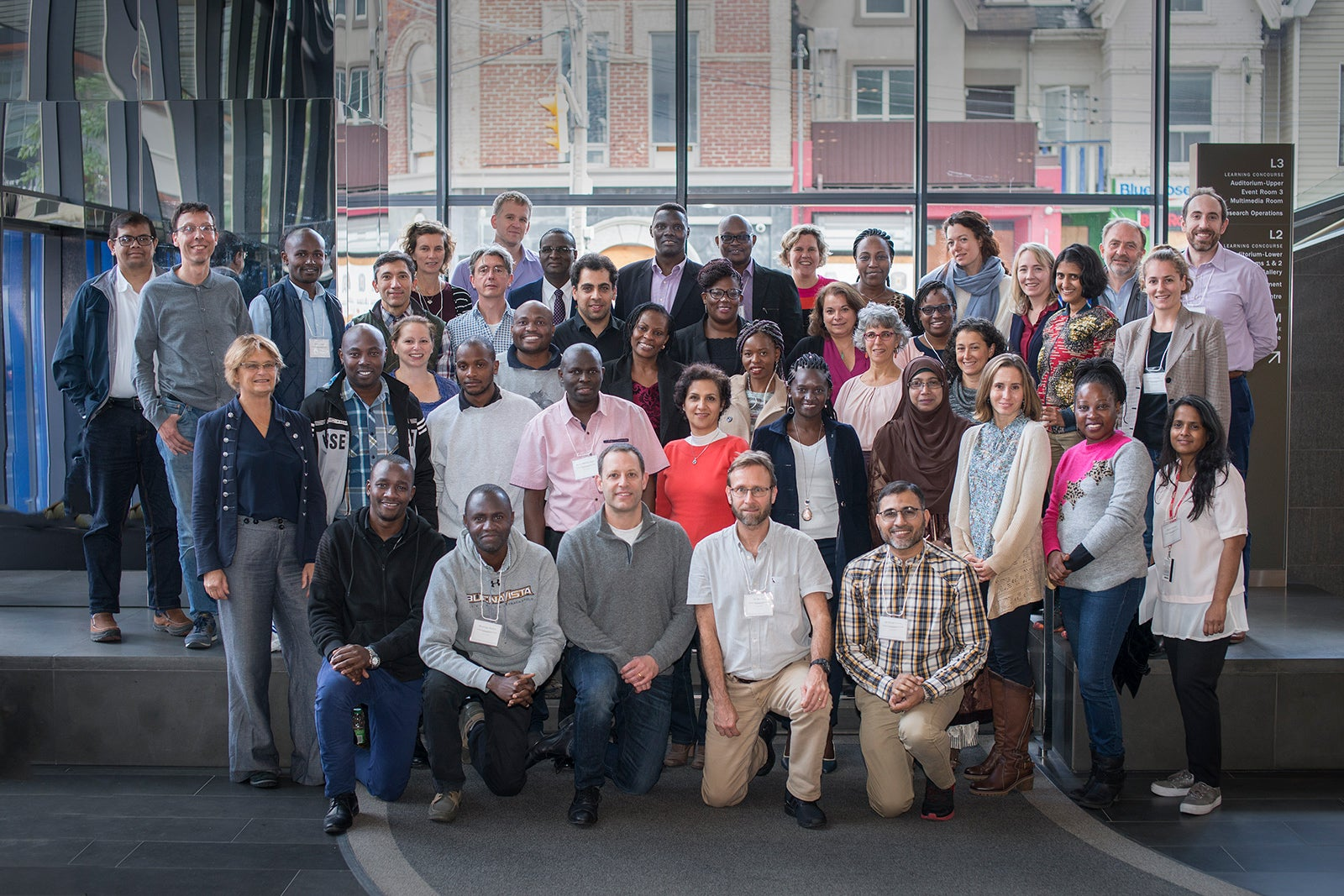 CHAIN (Childhood Acute Illness and Nutrition Network) meeting in 2019. Credit: CHAIN.